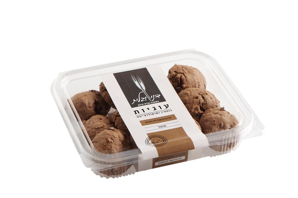 עוגיות כוסמין ושוקולדצ'יפס